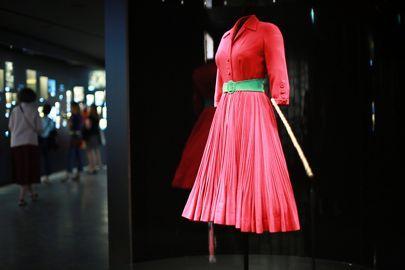 Inside Christian Dior Designer Of Dreams Paris Exhibition  