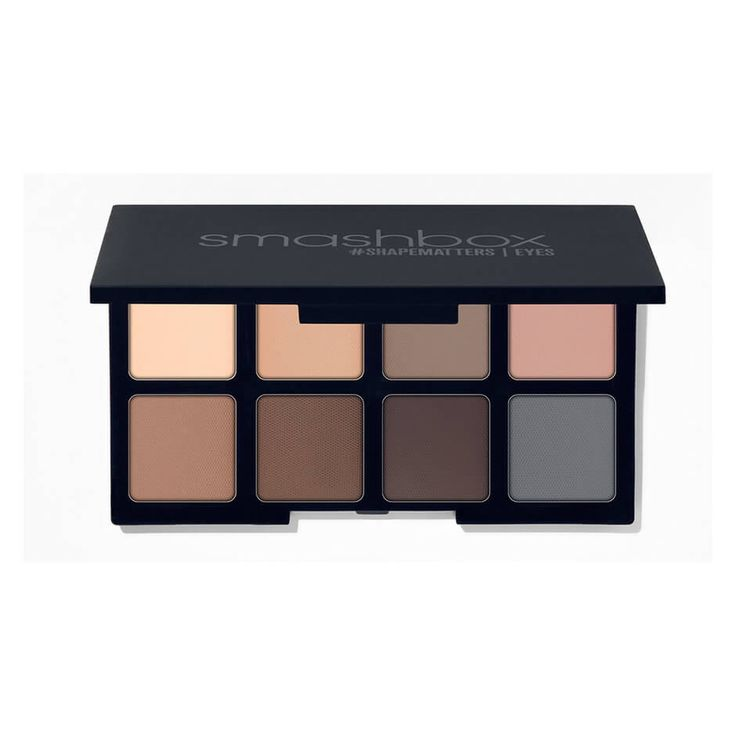Smashbox - Shape Matters Eye Palette - 8 shades