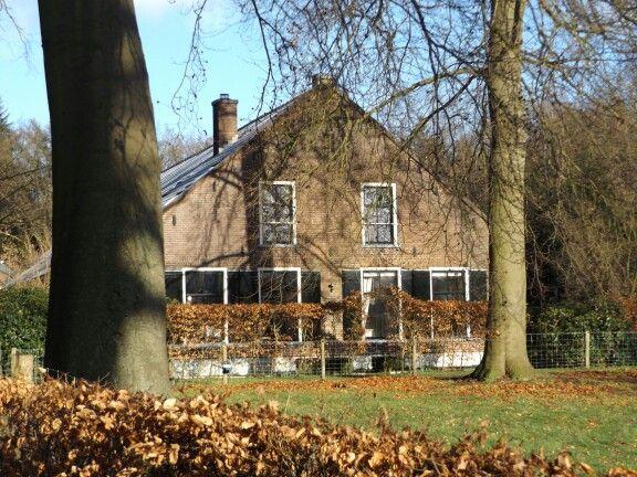 Boerderij in het Corversbos, Hilversum Foto: M. de Draaijer