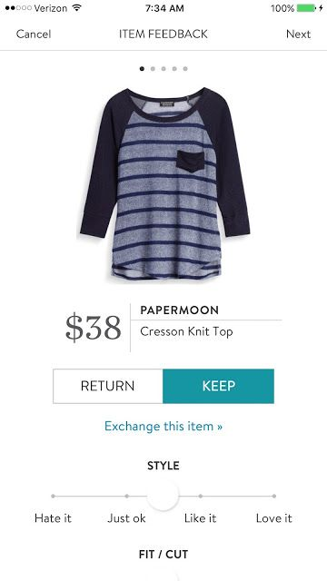Chasin' Mason: [Stitch Fix] Fix #13 -- Help Me Choose!