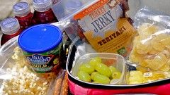 7 Boat Snacks that are easy, relatively healthy and delish!
