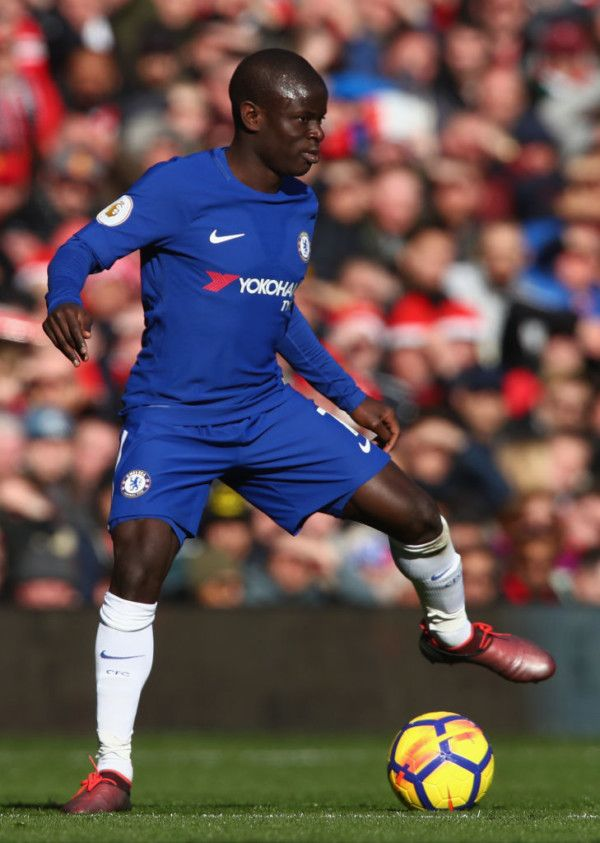 newest 3c022 18708 Pin on N'Golo Kante⚽️