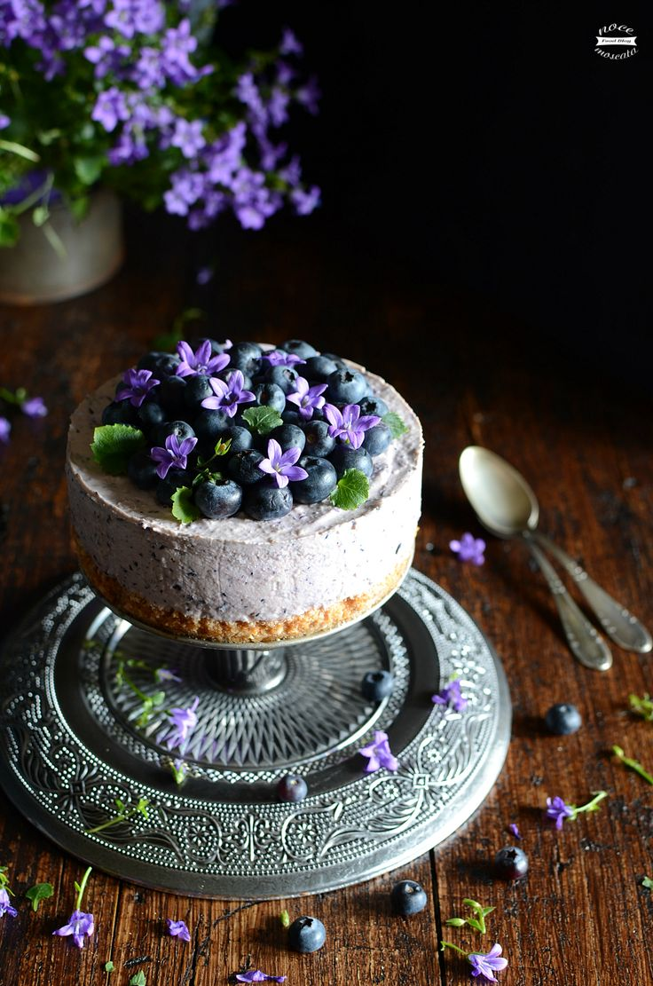 Blueberries cheesecake food photography cheesecake ai mirtilli blueberry