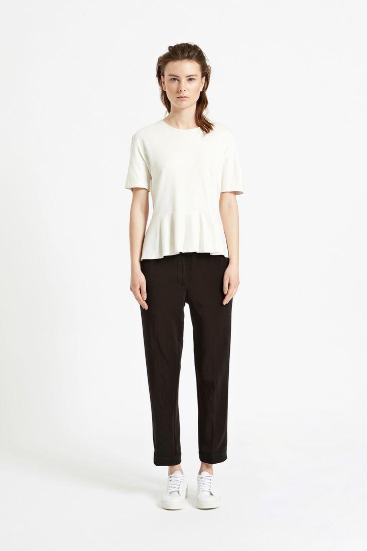 Stamford pants black (nederdel)