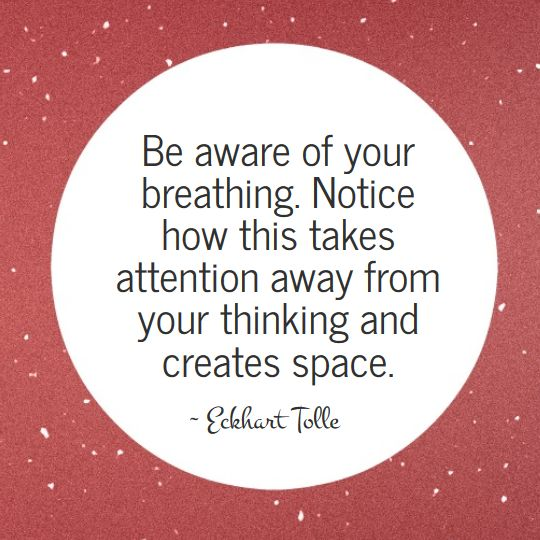 "flowgently: "" Be aware of your breathing """