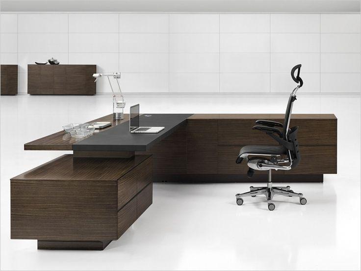 Winkelschreibtisch, Büromöbel Ancona