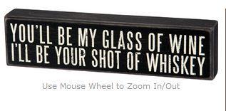 Shot Of Whiskey