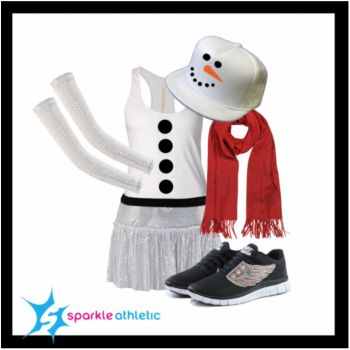 Holiday Running Costumes | Sparkle Athletic