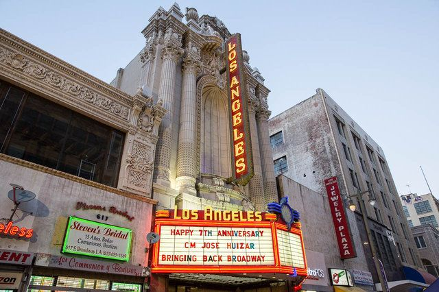 Photos: Take A Peek Inside L.A.'s Historic Theaters: LAist