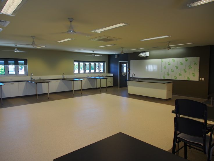 Science Laboratory - Cairns