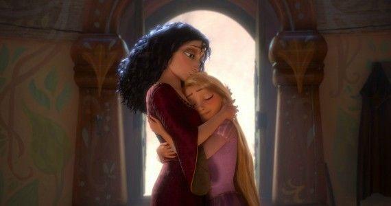 Quando un genitore dice al proprio figlio ciò che non può fare, c'è qualcosa che non va. Nel genitore. Grazie Disney per Rapunzel che lo mostra così bene. #leggereèfico