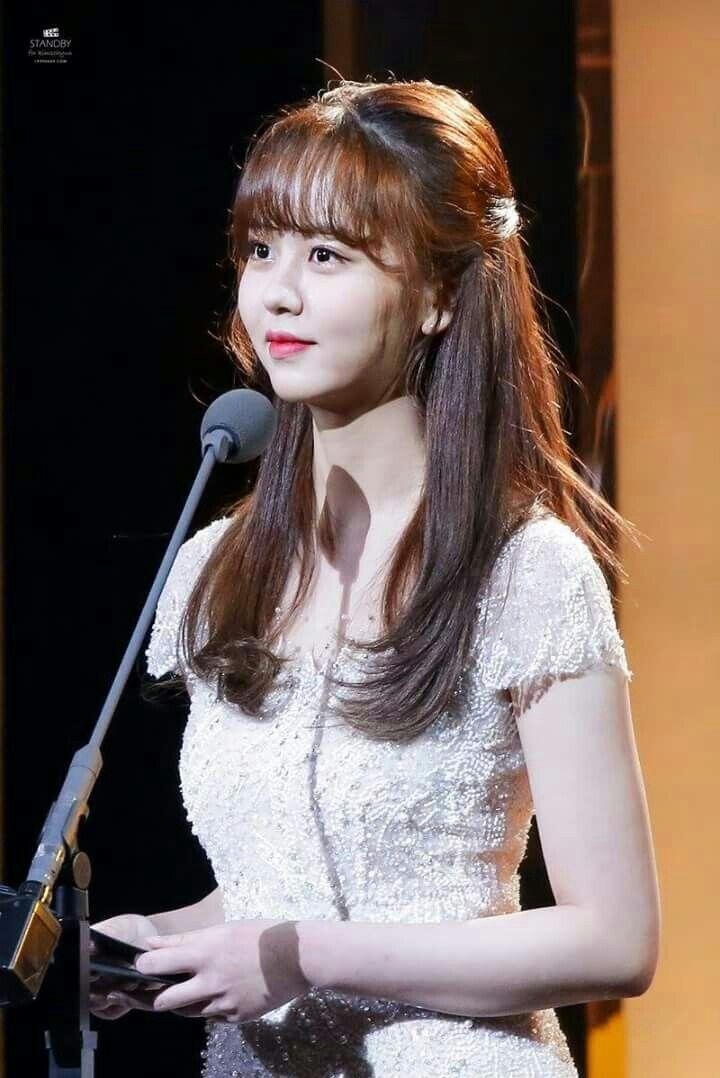 Kim So Hyun 171231 KBS Drama Awards