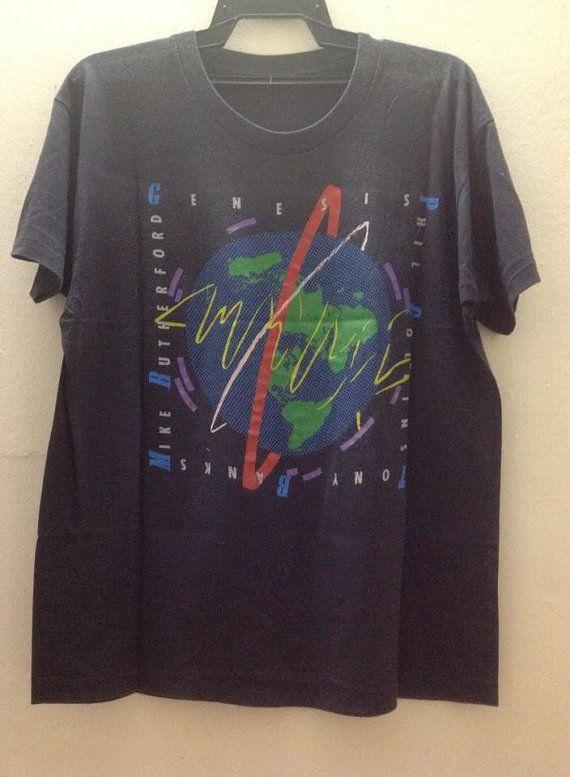 Peter Gabriel Tour T Shirts