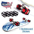 ♥☾ New #4 Pack Rubber Skateboard Wheels Accessories #Skate Trainer Tool wit... http://ebay.to/2hjqwXA