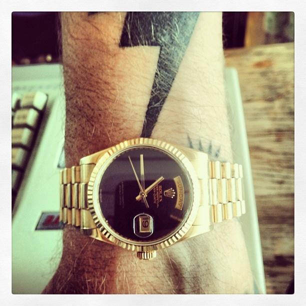 Donald Trump Rolex Day Date Watches