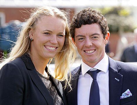 Caroline Wozniacki Engaged to Rory Mcllroy, Engagement Ring Photo - Us Weekly