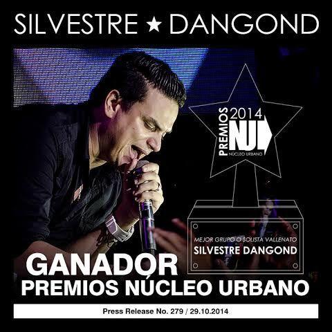 @SilvestreFDC Ganador Premios Núcleo Urbano - #Noticias #Vallenato! #Silvestrismo‼