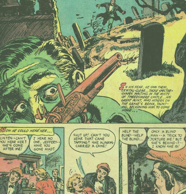 Ghost Comics #6, 1953 http://digitalcomicmuseum.com/index.php?dlid=1887