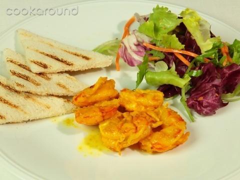 Gamberetti allo zafferano: Ricette di Cookaround | Cookaround