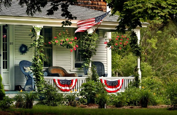 Creative Country Mom's Garden: Wow…. 4th of July Decorating Ideas!!!
