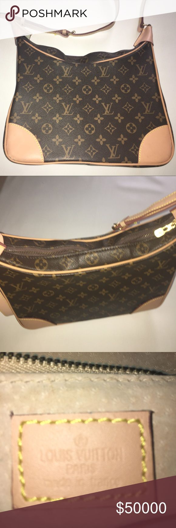 Help! Is this authentic louis vuitton bag Can some of you expert ladies tell me if this is authentic, i can't find date code, I am saying it is not after doing some search online, i never had one. Thanks Louis Vuitton Bags Shoulder Bags