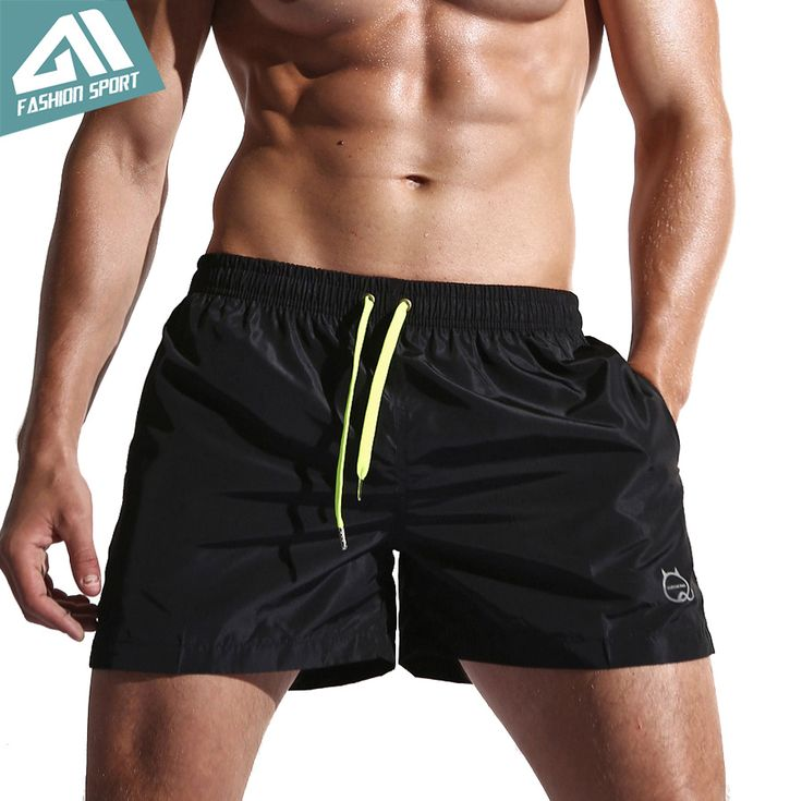 Nieuwe Sneldrogende Heren Swim Shorts Zomer Mens Board Shorts Surf badmode Strand Korte voor Mannen Athletic Running Gym Korte Mannen SD001