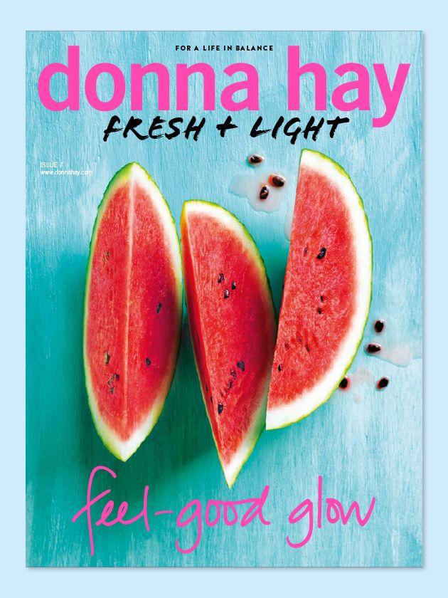 Fresh + Light issue 7 | donna hay