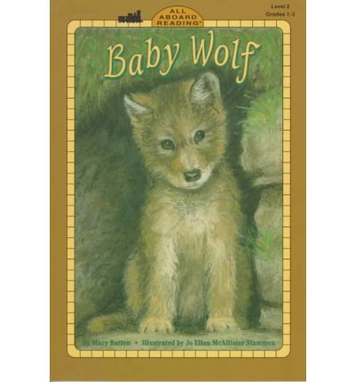 Born underground in a warm den, a baby wolf soon learns how to howl, how to hunt, and how to live with her wolf pack. With this Level 2 reader, kids learn all about the baby wolf. Full color.