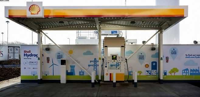 Hydrogen fuel-cell cars-Germans are dreaming of Them-Already have 15 hydrogen stations