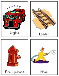 Fire Safety Preschool Pack.