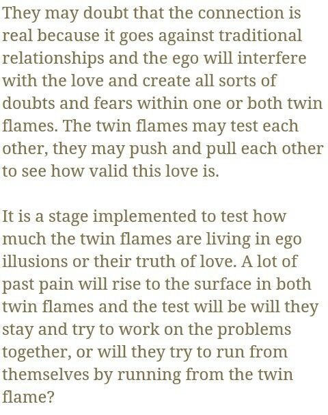 Twin Flame Test
