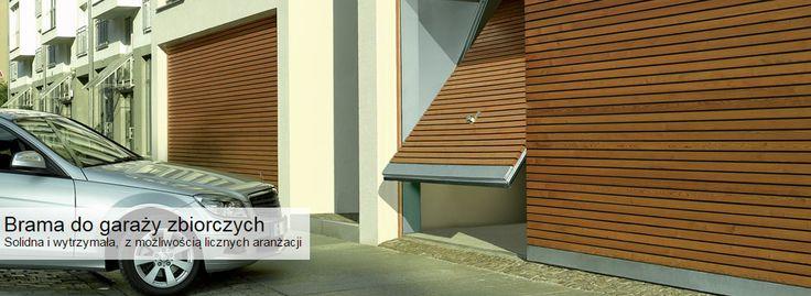 Bramy do garaży zbiorczych | DW DOMEL