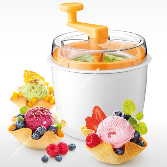Maszynka do robienia domowych lodów | TESCOMA DELLA CASA