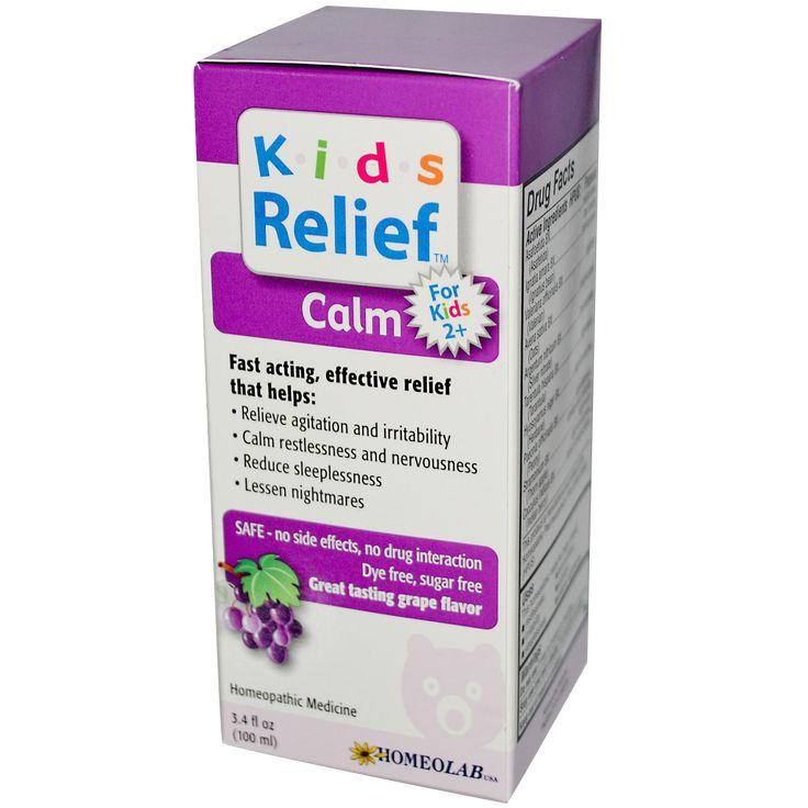 Kids Relief Calm