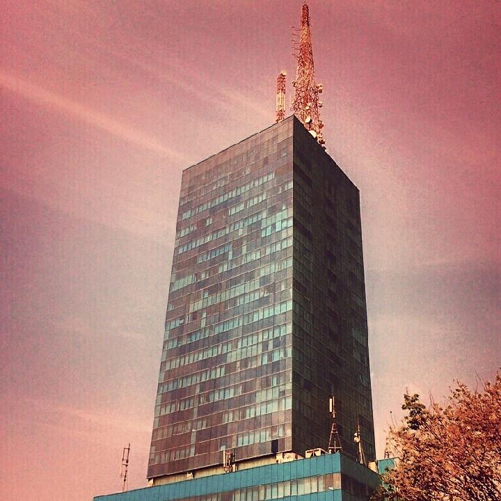High Rise Building, Surabaya, East Java