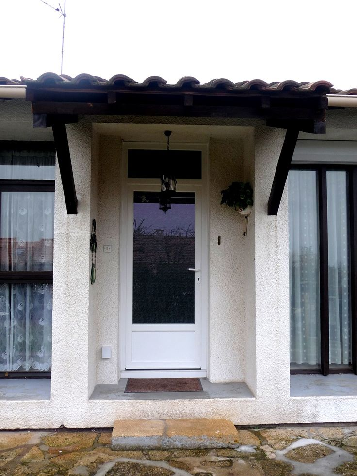 Les 25 meilleures id es de la cat gorie porte entree pvc for Porte vitree exterieure pvc