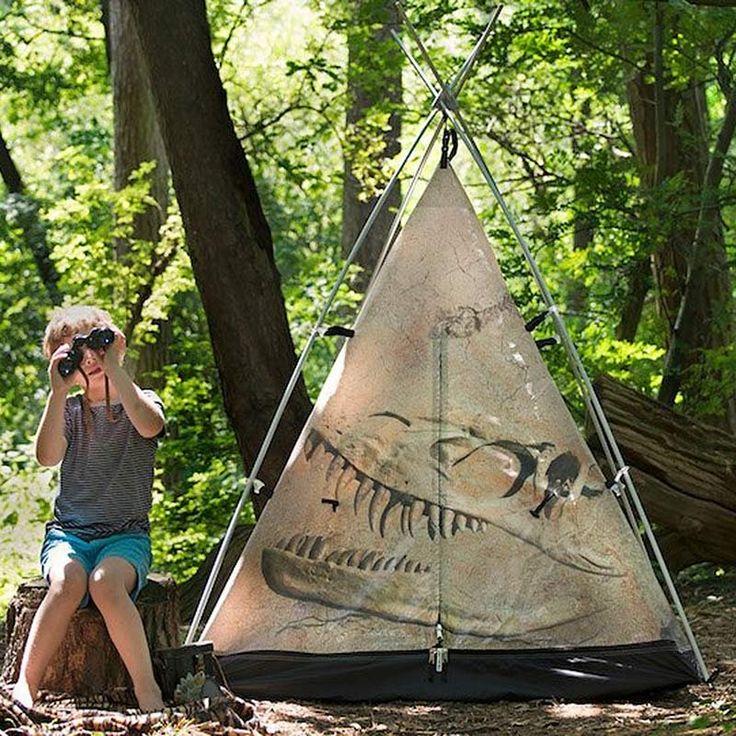 Una tenda per tutti i piccoli esploratori alla ricerca di unavventura ...