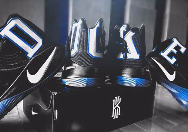 The Duke Blue Devils Have A Sick Kyrie 2 PE #thatdope #sneakers #luxury #dope #fashion #trending