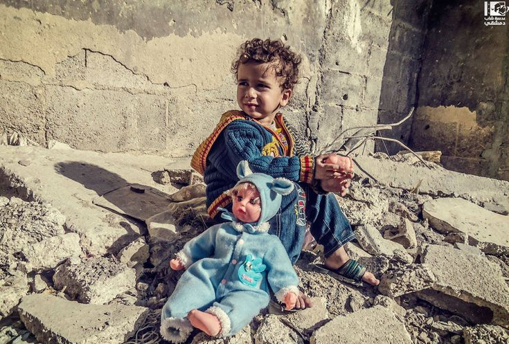 Children of Syria … Angels with Broken Wings - Syrian Network For ...