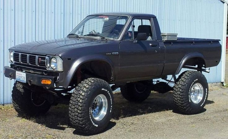 Toyota Tacoma.....a classic