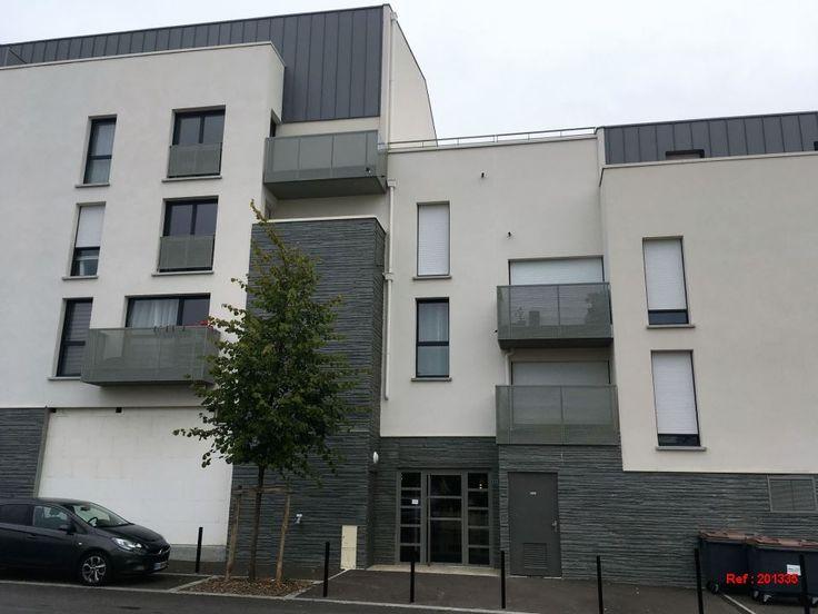 Appartement CARRIERES SOUS POISSY, 2 pièces, 1 chambres, 42 m²