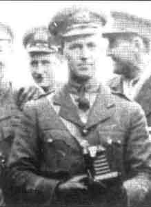 "Canadian WWI fighter ace, James Alpheus ""Jimmy"" Glen was born 23/6 1890."