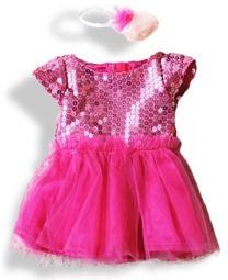WeGirls Hot Pink Tulle Dress