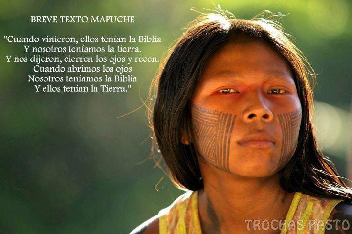 Breve Texto Mapuche