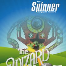 De meest recente Spinner verscheen in juli. Onderwerpen: The Wizard of Oz, terugblik op de ALV, toernooien en nog veel meer! Ook lid worden? Ga dan naar www.nfvpinball.nl en meld je aan. Je ontvangt dan o.a. 4 x per jaar ons clubblad! #Pinball #Flipperen