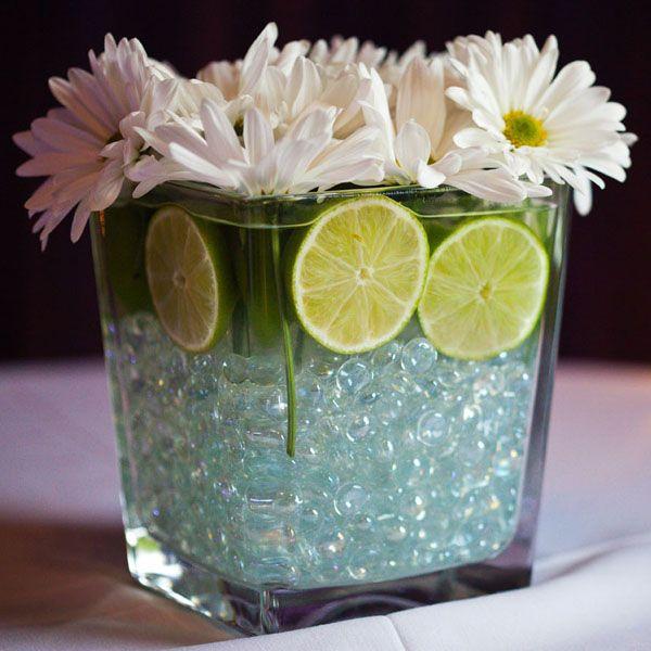 Low Centerpieces - Low Centerpiece Ideas | Wedding Planning, Ideas & Etiquette | Bridal Guide Magazine