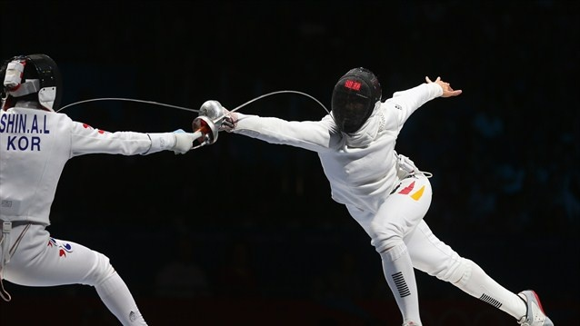 Olympic Fencing Photos - Fencing Photo Galleries | London 2012