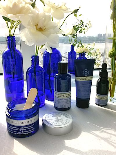 Skincare Ingredient Review: How Frankincense Works To Tone, Firm, Rejuvenate - Neal's Yard Remedies (NYR) Organics Frankincense Skincare Line