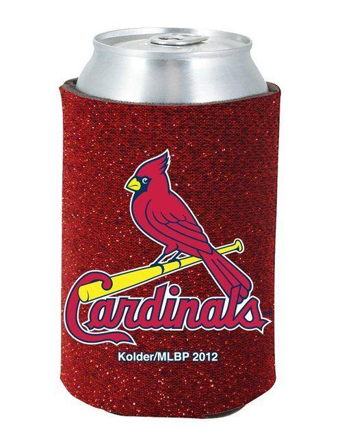 St. Louis Cardinals Kolder Kaddy Can Holder - Glitter