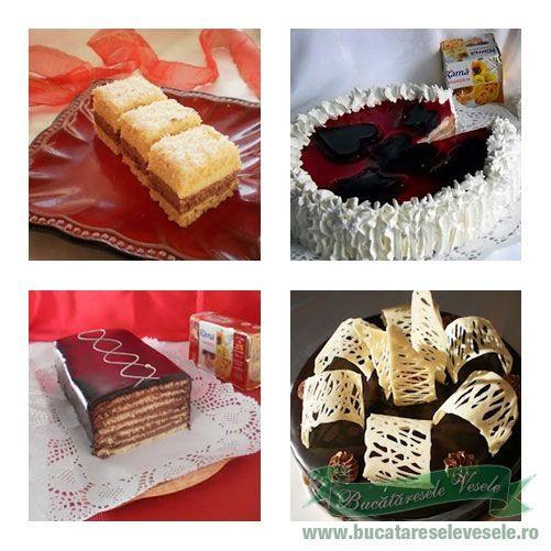 Am acceptat provocare din partea RAMA de a alege 10 retete de prajituri din blogul nostru pe care le vom reface folosind margarina Rama. Intrati cu noi in lumea povestilor de peprajituria.ro 1) Tort Elegance 2) Cozonac pufos umplut 3) Tort de clatite 4) Rafaello rapid 5) Kiss kurtos-Colacei unguresti 6) Bombite din piscot 7) […]